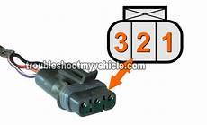 part 1 how to test the throttle position sensor 1991 1995 3 0l chrysler