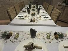 Table De Reveillon Du Nouvel An Simple Nature Et Chic