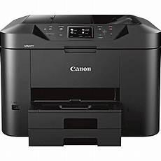 canon maxify inkjet wireless lan color multifunction printer mb2720 office depot
