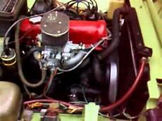 lada niva 1600 rebuilt engine run 1986 niva project