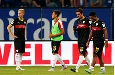 Hamburg Gewinnt 3 2 Gegen Stuttgart Der Vfb Verschenkt