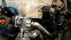 how to easy remove egr on passat b6 2 0 tdi bkp engine