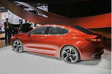 2014 detroit the acura tlx concept previews things to come with the next generation