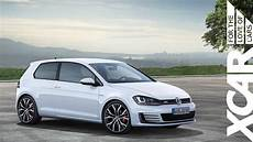 golf 7 gti the mk vii volkswagen golf gti enough for you xcar