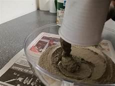 beton fertigmischung fundament eine beton schale mit gie 223 form selbst herstellen