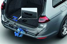 Vw Details The Golf Variant Features Cargo Volume Of