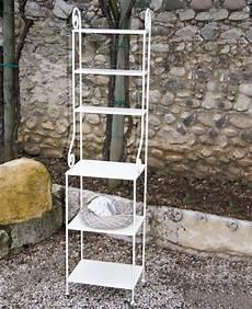 etagere ferro etagere in ferro battuto altezza 170 cm