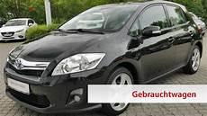 Gebrauchtwagen Toyota Auris Hybrid Executive Bei