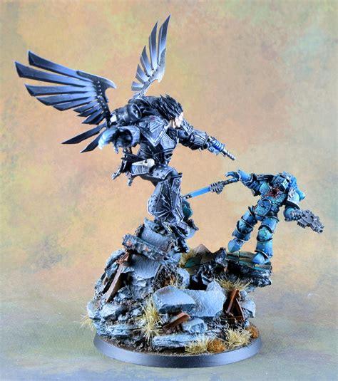 Raven Guard Primarch