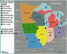 wo ist westen mittlerer westen wikitravel