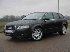 2007 audi a4 avant se 1 9tdi estate black for sale in