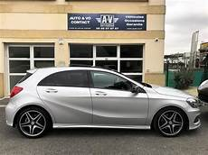 Mercedes Classe A 220 Cdi Fascination Pack Amg 7g Dct Du