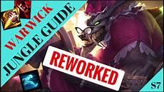 New Warwick Jungle Guide Season 7 League Of Legends