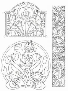 Jugendstil Malvorlagen Englisch Der Ornamentreiche Jugendstil In Der Innenarchitektur Und