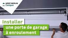 porte de garage bricomarché comment installer une porte de garage 224 enroulement
