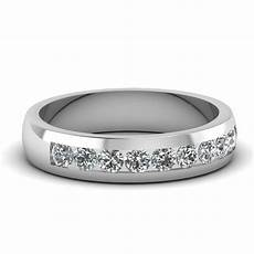 white gold round white diamond mens wedding ring in channel set fascinating diamonds