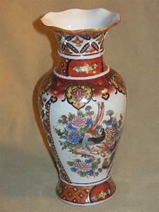 China Porzellan Antik - satsuma china japan antik handarbeit porzellan vase
