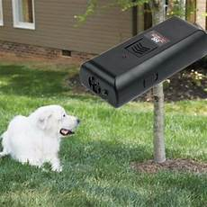 Ultrasonic Repeller Stop Barking Trainer by Pet Repeller Pets Supply Repeller Anti Barking Stop