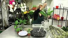 Tuto Composition Florale D Orchid 233 Es Blanches