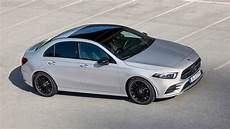 Mercedes Classe A Sedan News Foto Listino