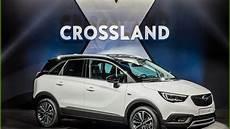 Opel Crossland X 2017 2017 Opel Crossland X Exterior And