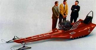 Rupp Sno Dragster  Vintage Snowmobiles Pinterest