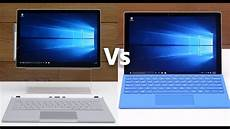 surface book surface pro 4 which is best for you youtube