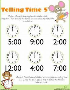 worksheet for kindergarten about time 3598 kid clock faces and the o jays on