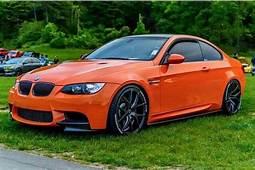 BMW E92 M3 Orange  Bmw M5 Cars Motorcycles