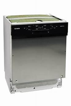 lave vaisselle encastrable noir lave vaisselle encastrable bosch smi40m26eu noir 2780720