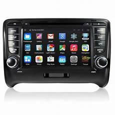 autoradio audi tt autoradio 2 din android gps bluetooth pour audi tt s rs car hifi