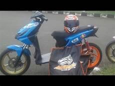 Modifikasi Beat Road Race by Modifikasi Honda Beat 130cc Road Race