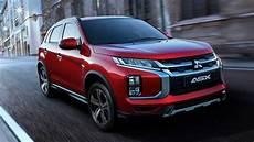 neue mitsubishi modelle bis 2020 mitsubishi asx facelift 2019