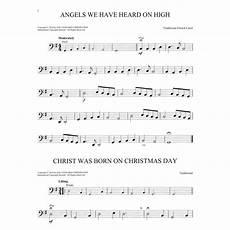 carols for cello 10 favorites shar
