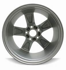 new 16x6 5 inch 5 lug 2006 2011 honda civic alloy wheel