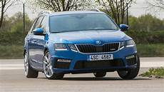 2017 Skoda Octavia Rs Facelift Photo