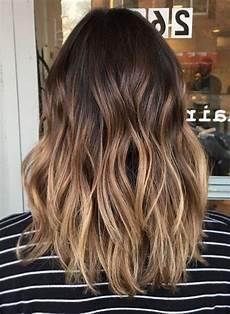 Ombre Glatte Haare - 1001 ombre braun frisuren f 252 r jede haarl 228 nge hair and