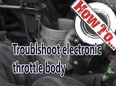 electronic throttle control 2006 ford f150 parking system how to troubleshoot an electronic throttle body 2006 expedition youtube