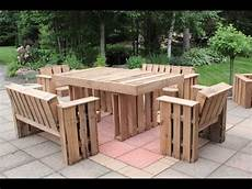 fabriquer un banc de jardin fabriquer du mobilier de palettes cours en ligne avec denis fortin