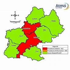 Pollution 224 Toulouse En Attendant Les Vignettes Crit Air