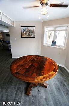 reclaimed wood table kitchener ontario mennonite