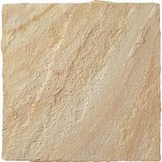 Terrassenplatte Sandstein Gold Braun 40 Cm X 40 Cm X 3 Cm