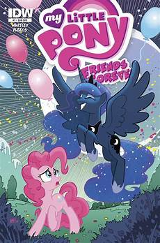 friendship is magic comic 21 and friends forever 7