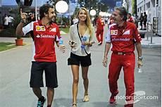 Fernando Alonso With His Dasha