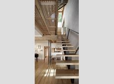 20 Modern And Minimalist Staircase Designs   HomeMydesign