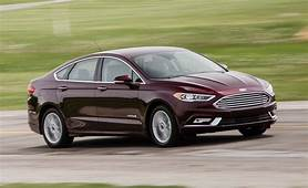 2017 Ford Fusion Hybrid First Drive – Review Car And Driver