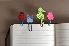 Basteln Mit Klammern - 90 great ideas and for bookmarks