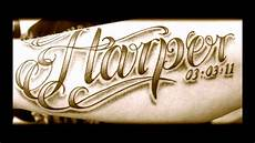tattoo fonts best tattoo lettering ideas youtube