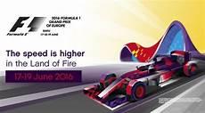 European Grand Prix In Baku 2017 Azerbaijan Formula One