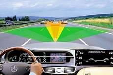 Radar Verhindert Crashs Autobild De